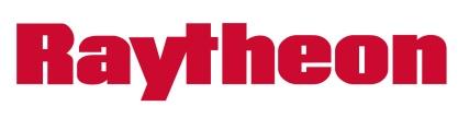 Raytheon Logo - red